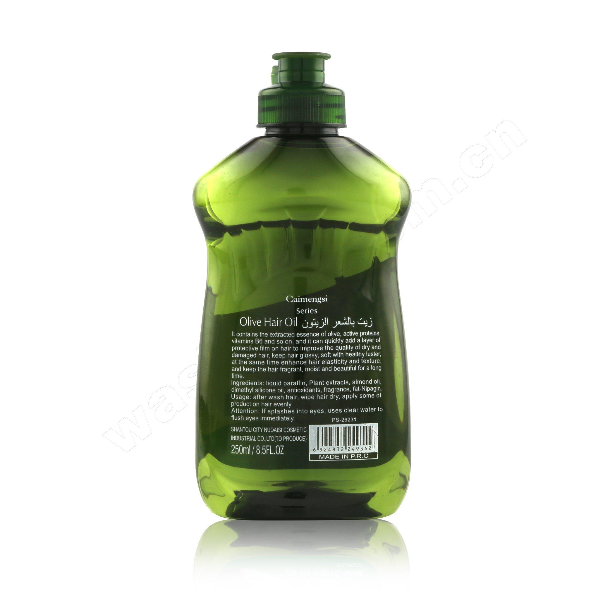 Washami Repair Care Growth Olive Hair Oil