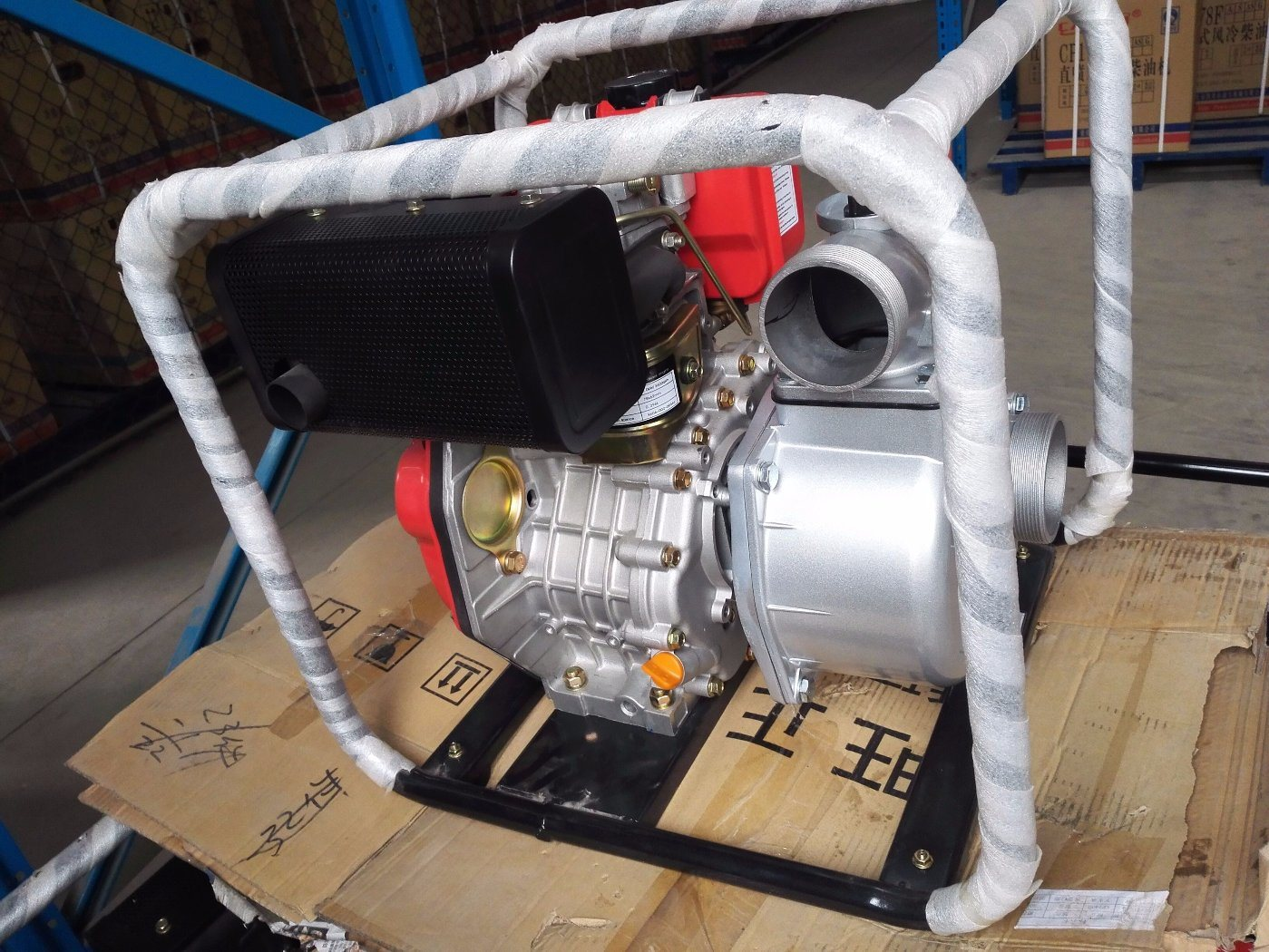 3 Inch Self Priming Centrifugal Gasoline Water Pump Sewage Pump