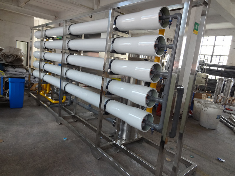 30 Tons Per Hour Industrial Underground Water Filter Machine Reverse Osmosis Machine Price