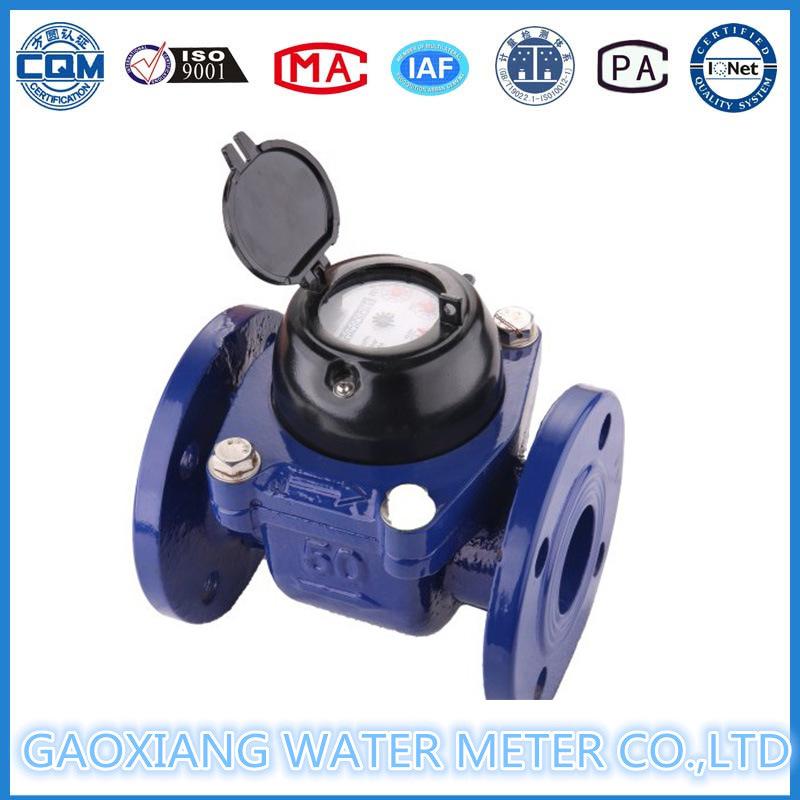 Horizontial Woltman Type Irrigation Water Meter
