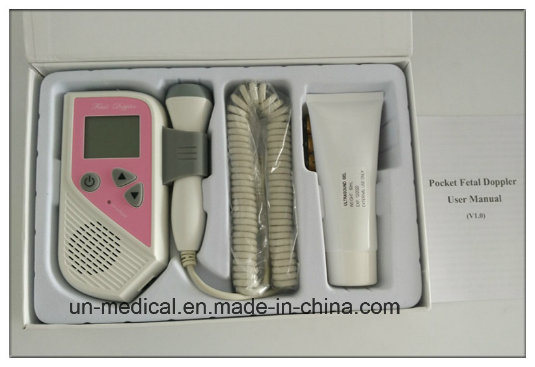 LCD Screen Portable Fetal Heart Rate Doppler