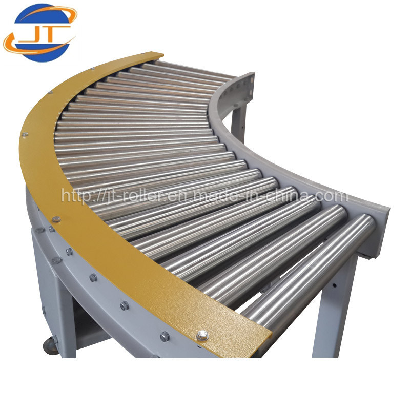 High Quality Curve Conveyor