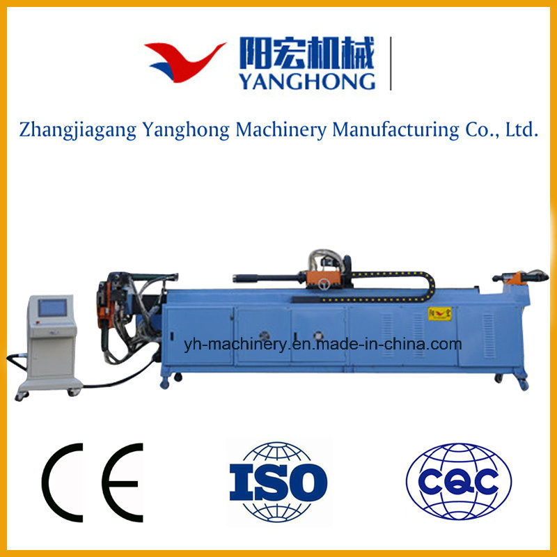 CNC Pipe/Tube Bending Machine Dw63CNC-3A-2s