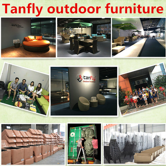 Stylish and Innovative 5 Seater Cube Sofa Set Rattan Furniture