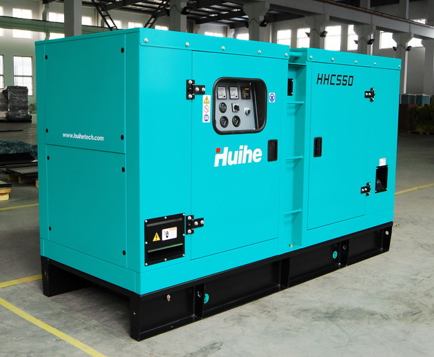 130kva Cummins Diesel Generator Set with Canopy