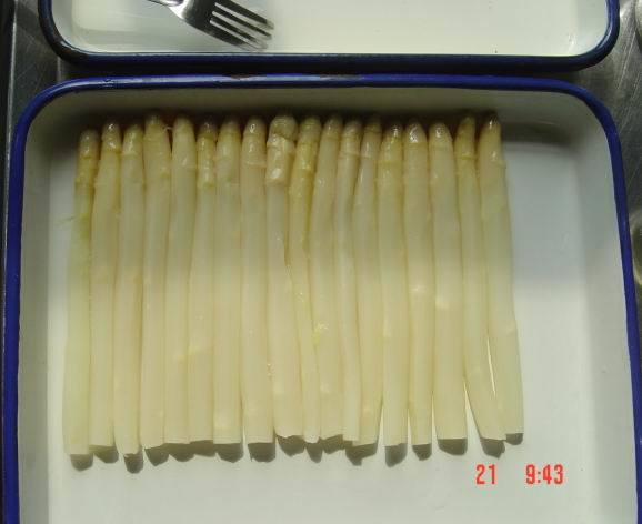 Hot Selling Canned White Asparagus with Low Price
