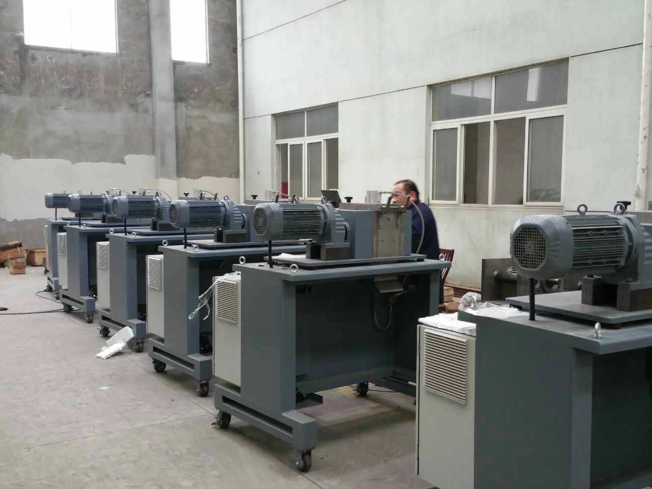 Pet/PA/EPD M/PS/Sbs/CPE/EVA Lab Granulator/ Pelletizer