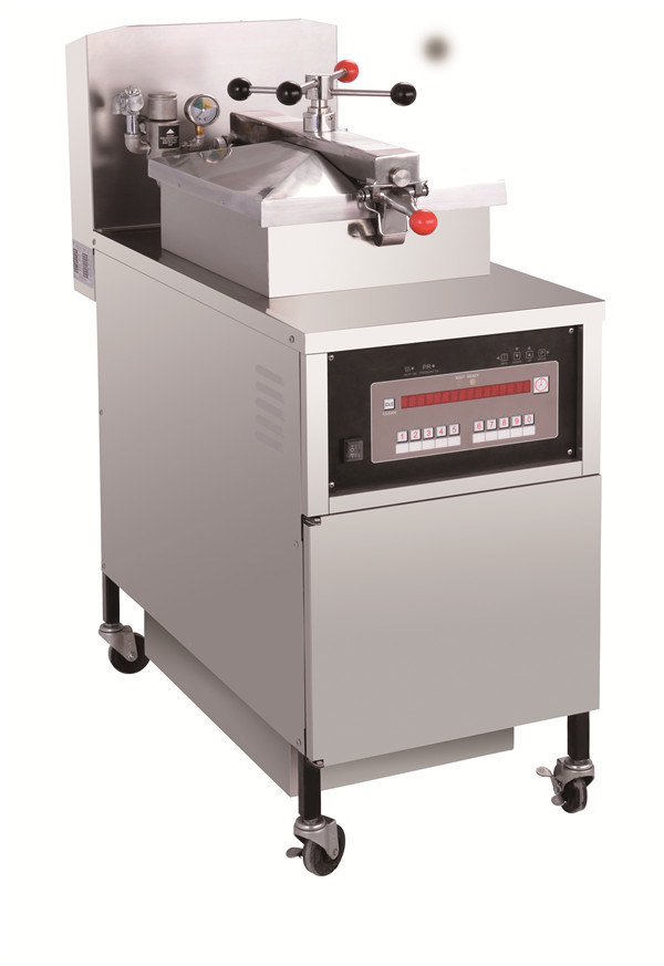 American Style Chicken Pressure Fryer Electric and Gas Model