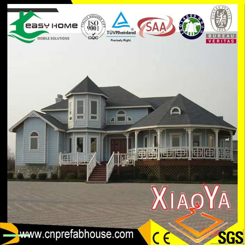 Compound Light Steel Structure Villa