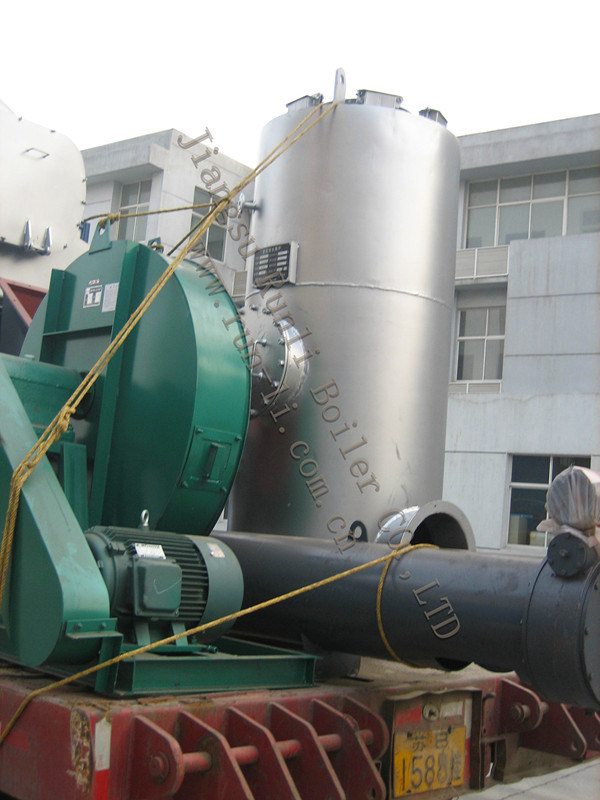 Power Station Steam Boiler with Coal-Fired