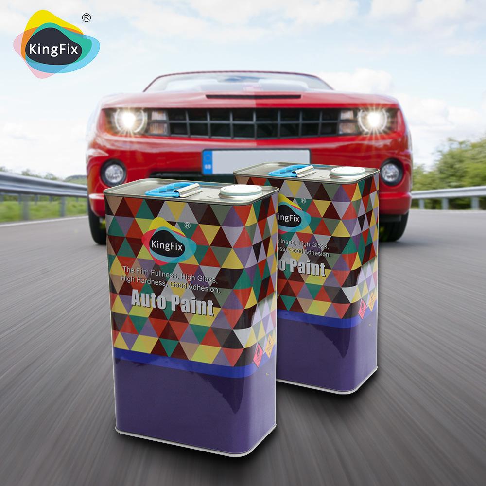 Kingfix100 Auto Paint Binder for 2k Topcoats