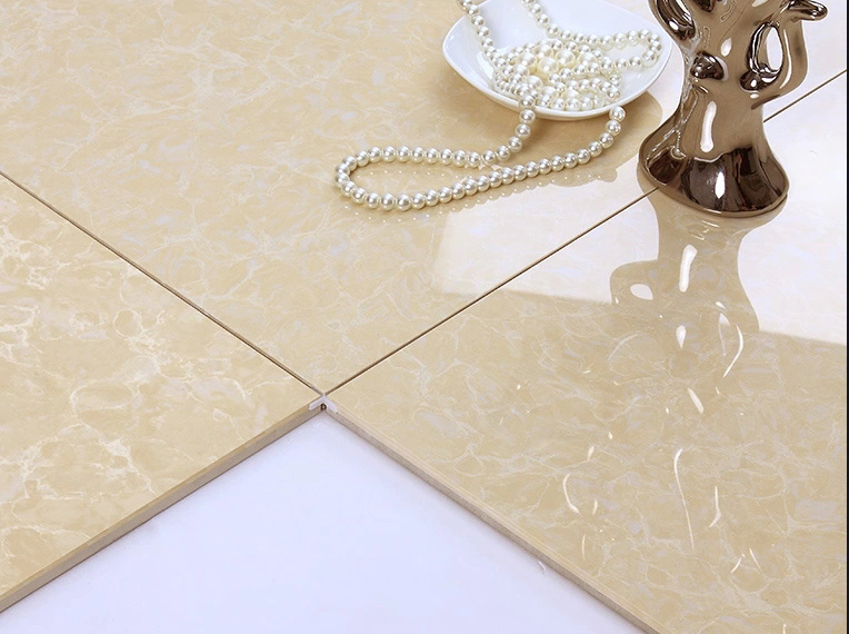 Building Material Vitrified Floor Tile Polished Porcelain Ceramic Floor Tiles (600*600/ 800*800mm)