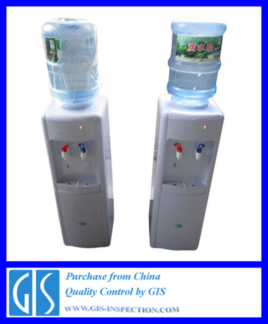 Quality Control Inspection for Water Dispenser