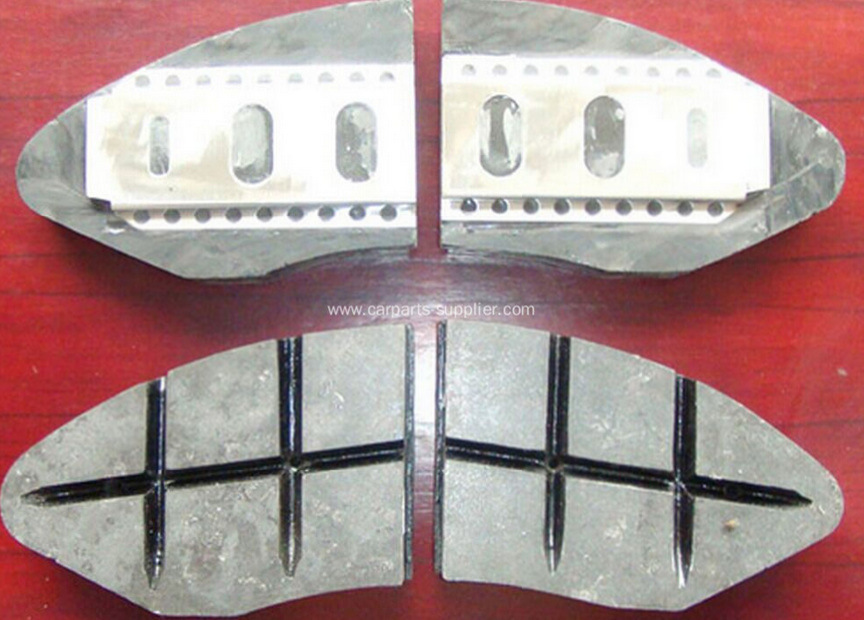 Composite Brake Block for Railway