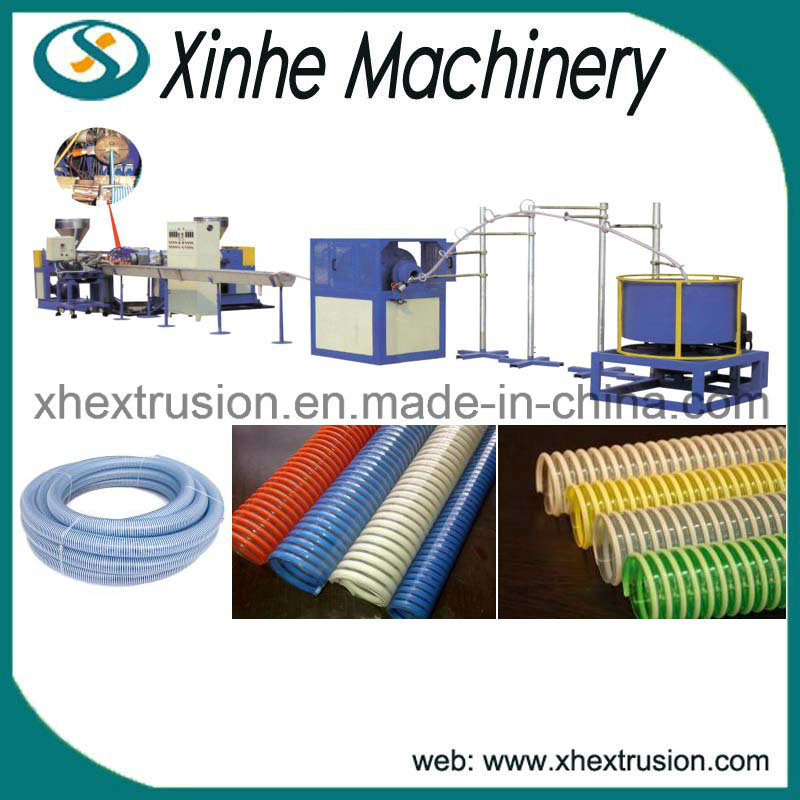 Customized Plastic Extruder for PVC Spiral Hose Production Line