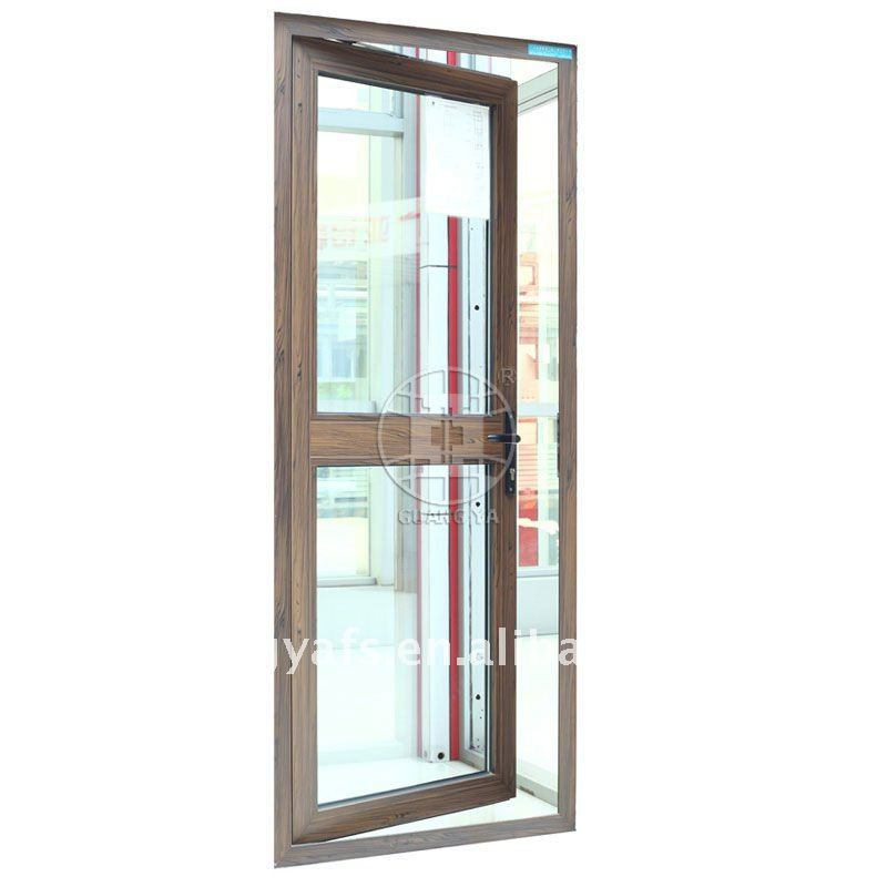 Hot in America Australia Europe Aluminium Casement Door