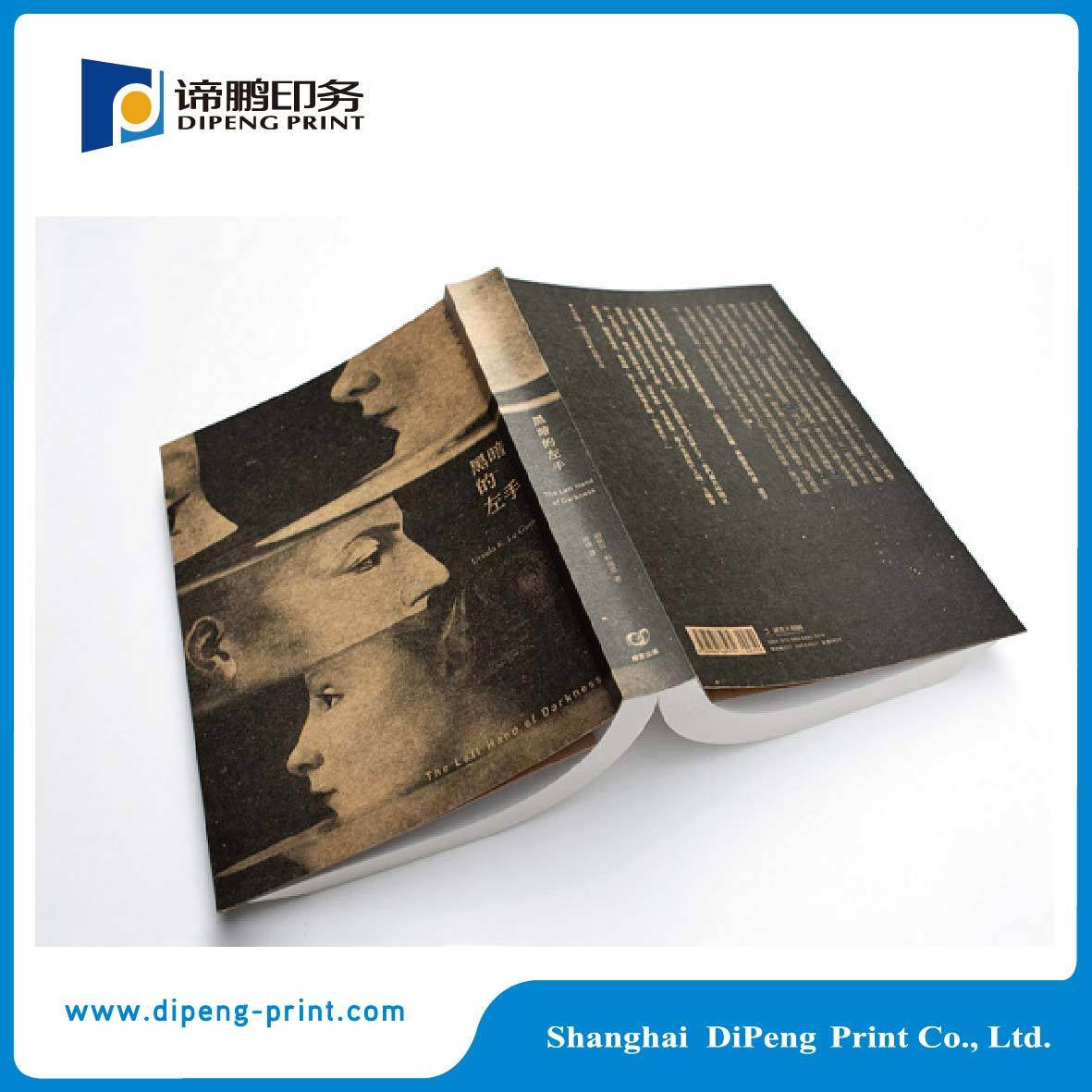 Perfect Binding Novelbook Printing Service