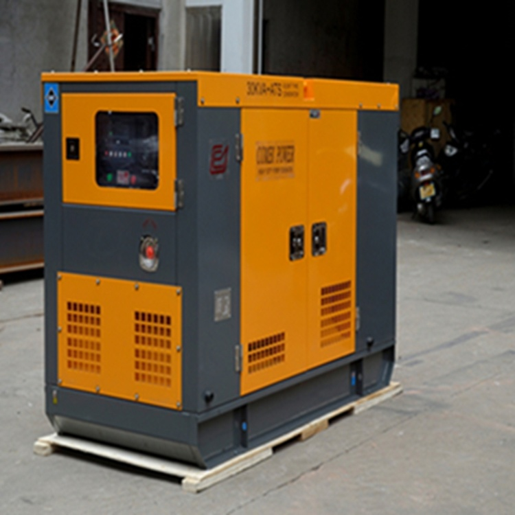 1000kw Silent Diesel Dynamic Generator Powered by Cummins 1250kVA Electric Engine with Stamford