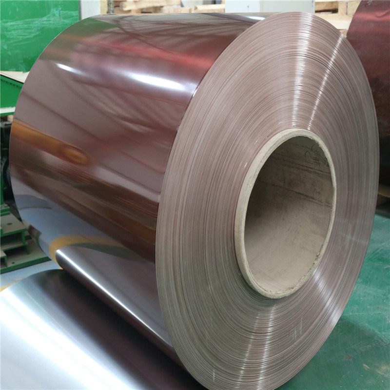 China Manufacturer PE Aluminum Coil Color Coating