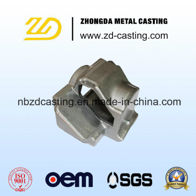 High Quality Railway Parts with Investment Casting