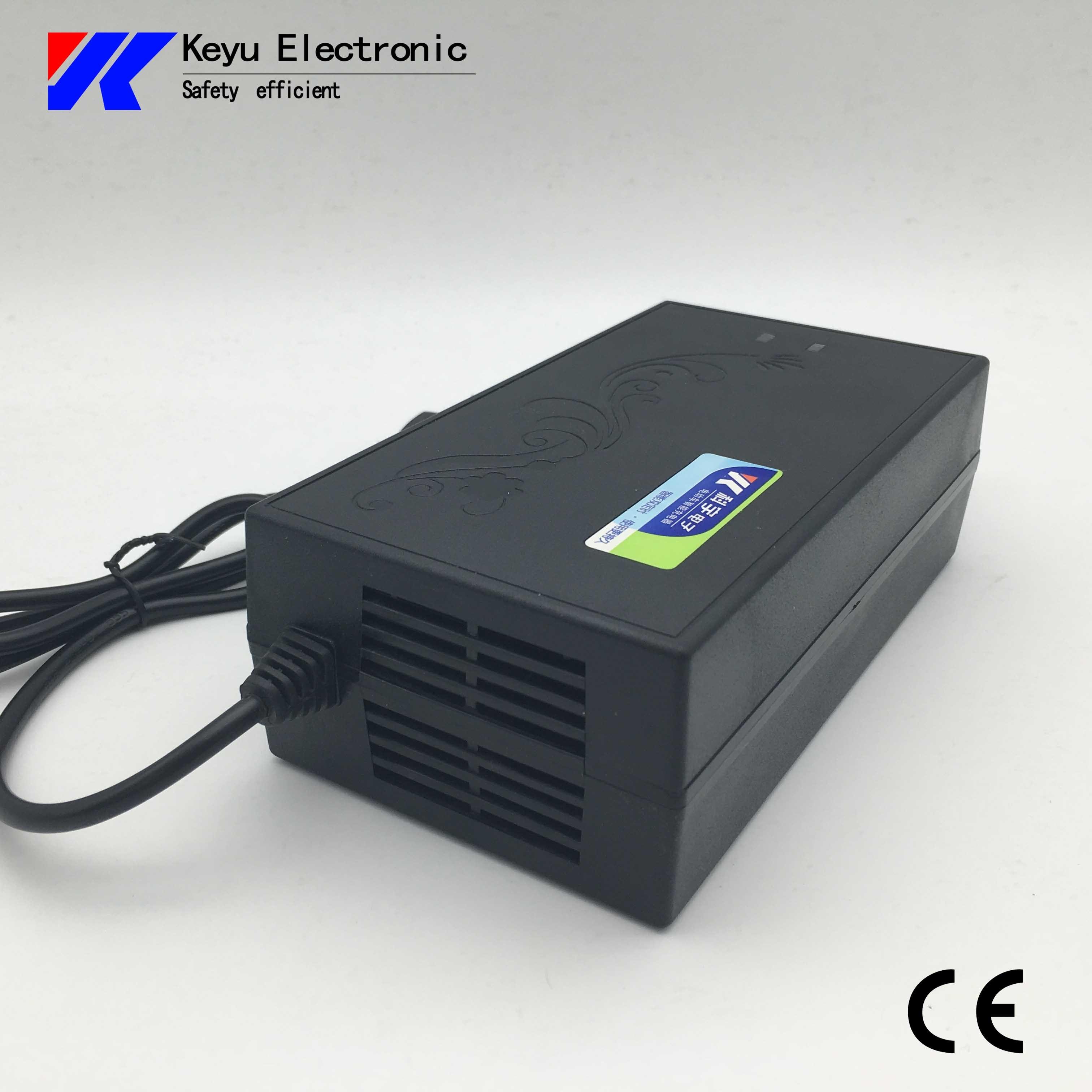 Ebike Charger60V-12ah (Lead Acid battery)