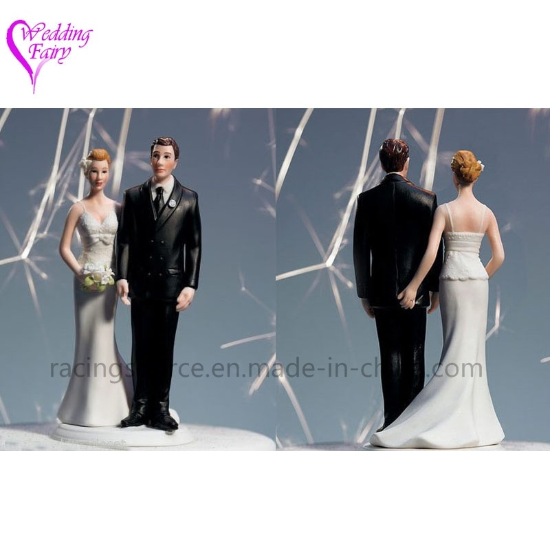 Wedding Decoration Resin Wedding Cake Topper Figurine Cake Decoration