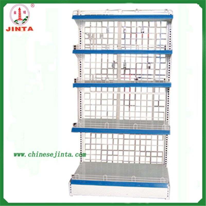 Store Shelving, Wire Shelf, Gondola Shelves (JT-A09)