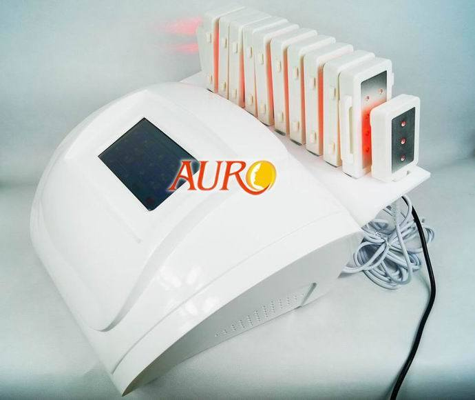 Salon Lipo Laser Fat Removal Slimming Machine for Sale