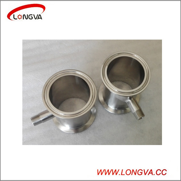 Sanitary Stainless Steel Pipe Fittings Tri Clamp Manifold Fitting
