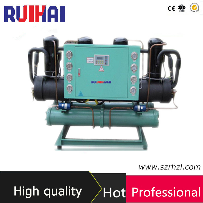 Hot Selling Industrial Scroll Type Air Cooled Water Chiller