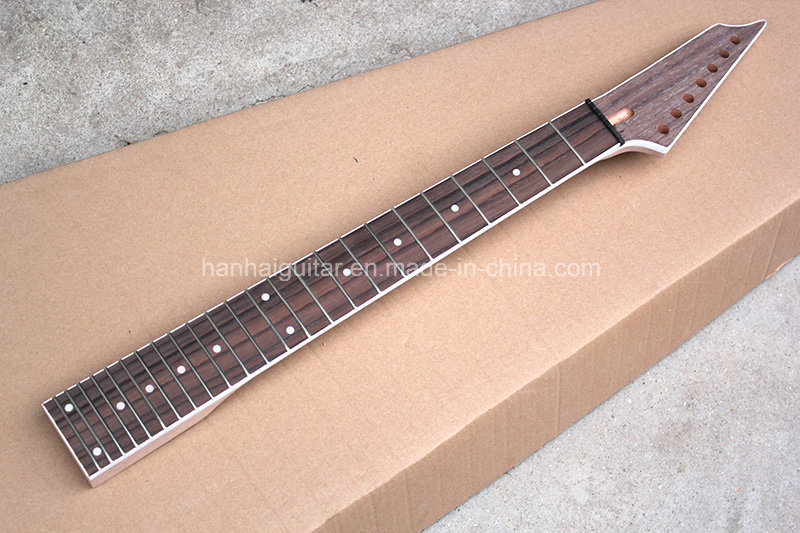 Hanhai Music / 7-String Guitar Neck with Rosewood Fretboard