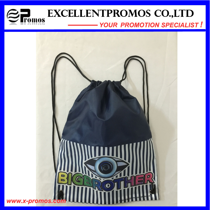 2015 News Fashion Design Drawstring Backpack (EP-B6192)