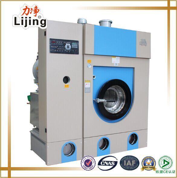 Green Eco-Friendly Washing Equipment Dry Cleaning Machine
