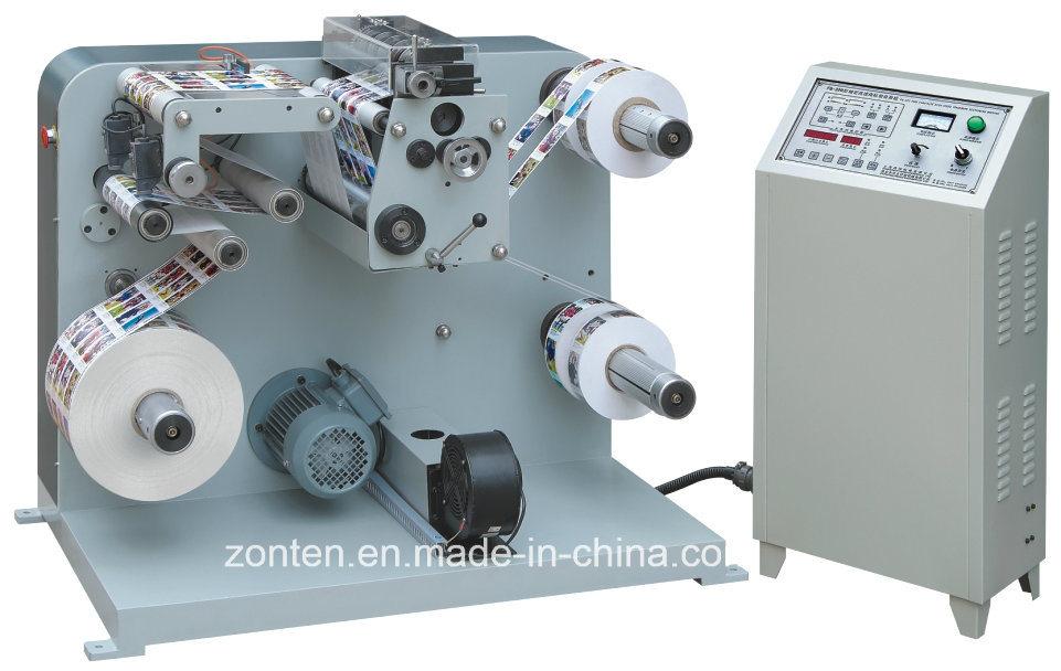 Adhesive Label Slitting Machine (FQ320)