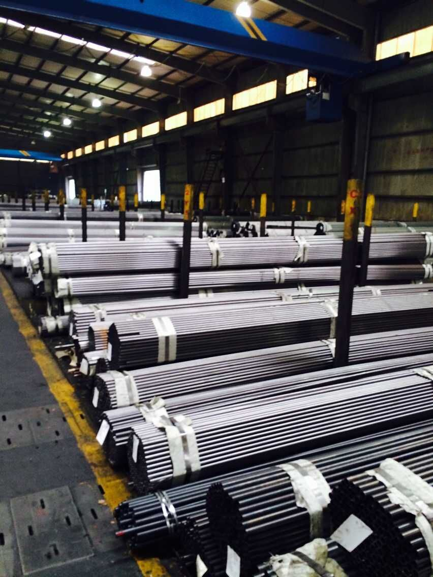 Carbon Welded Steel Round Pipe Tube