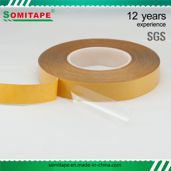 Sh335 High Quality Pet Banner Double Sided Tape Special for Banner Fixing Somitape