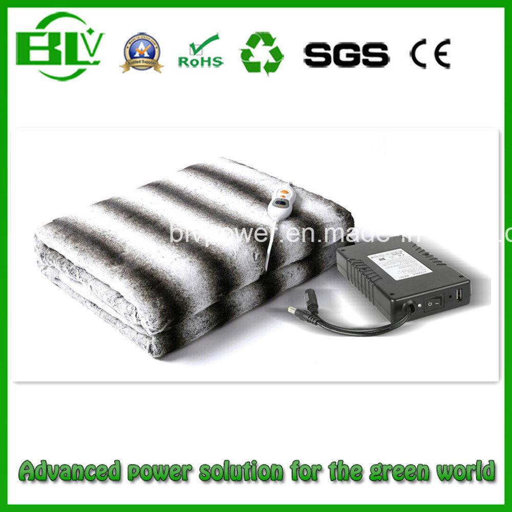 Lithium-Ion Battery DC12V 18ah AC-UK/EU/Us Charger CCTV Camera