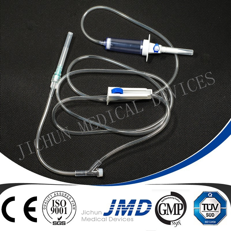 Ce/ISO Disposable Infusion Set