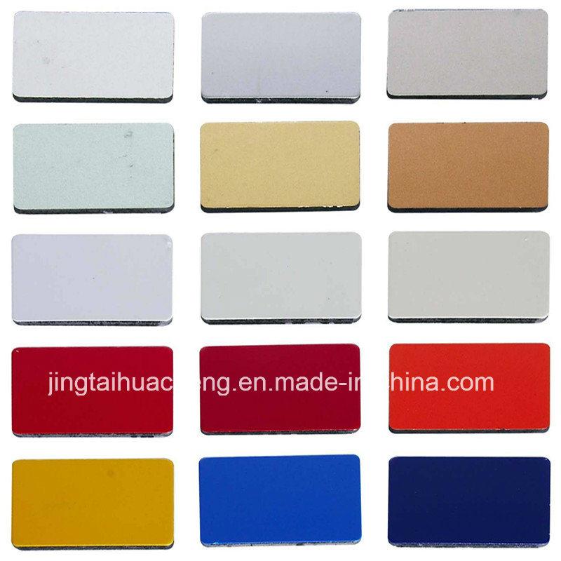Aluminum Composite Panels of Decorative Material