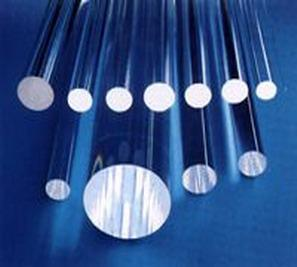 Polycrystalline Quartz Rod