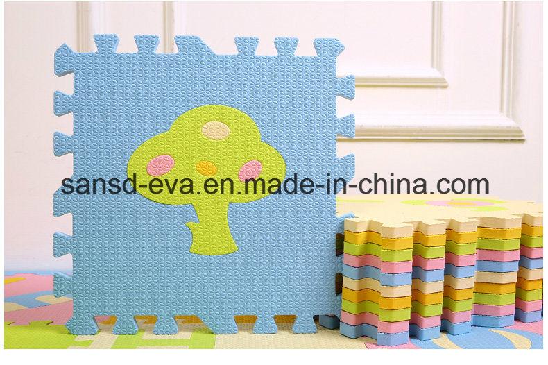 Interlocking EVA Puzzle Mat Factory