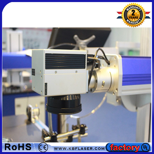 Factory Price Optical Flying Laser Marking Machine