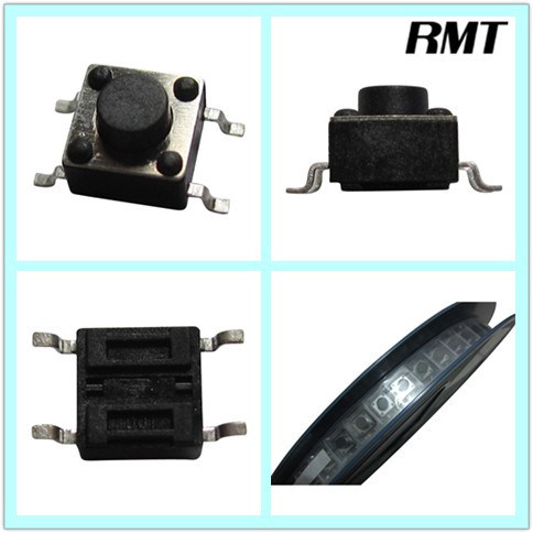 Reliable Tact Switch (TS-1102S) with SMD Type