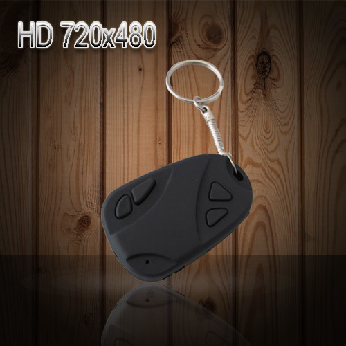 Mini Hidden Keychain Camera, Car Key Camera