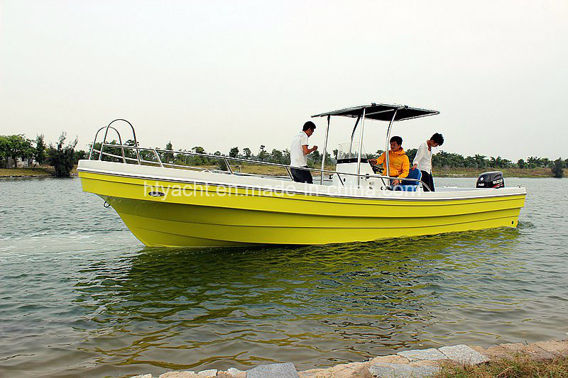 26′ FRP Japanese Fishing Boat Hangtong Factory-Direct