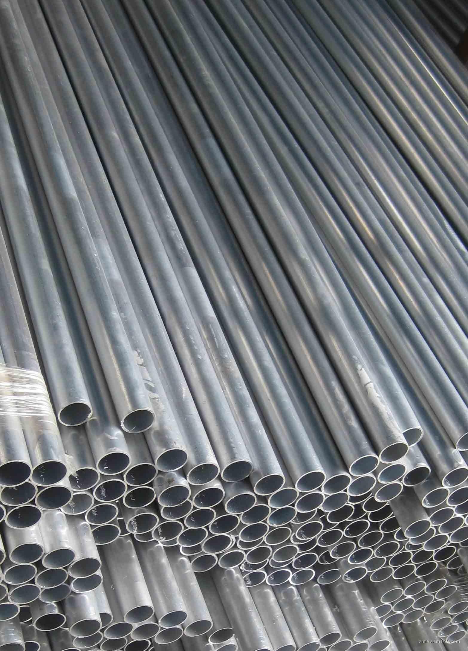 Square, Round, Different Aluminium Alloy Extrusion Profile for Door and Window Tube