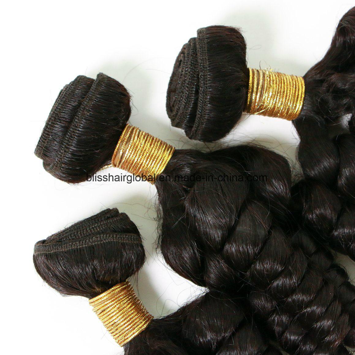 Brazilian Virgin Hair Movado Curl Natural Color Human Hair