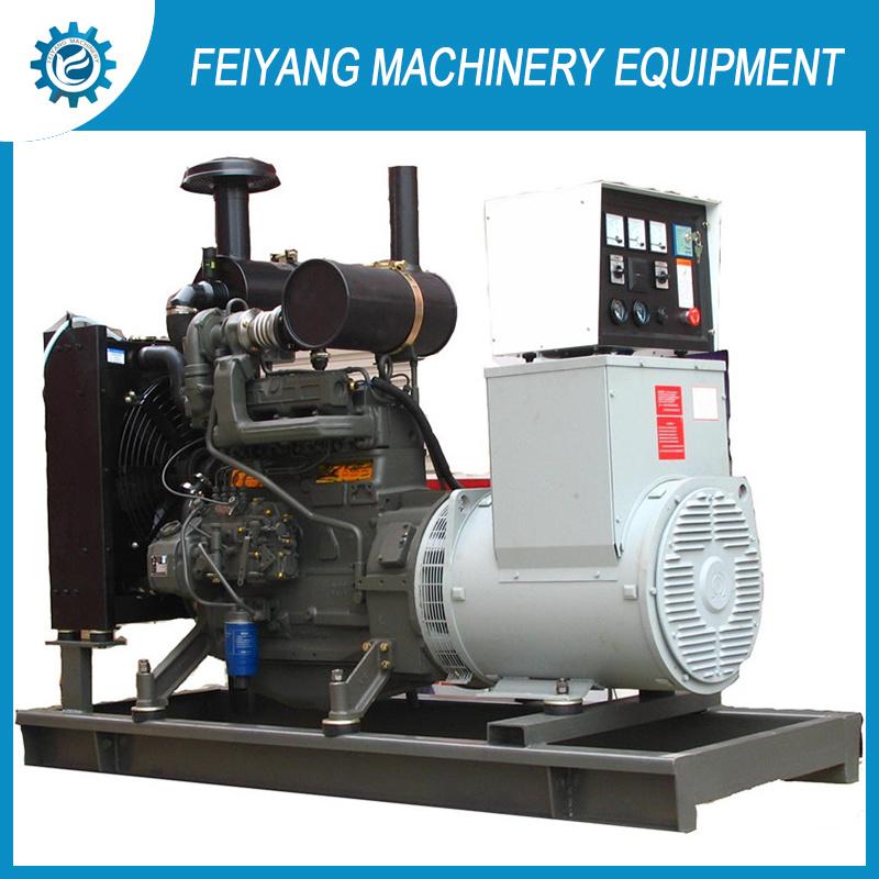 50kw Diesel Generator with Doosan dB58 Engine