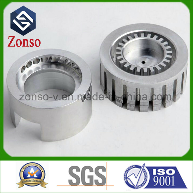 Precision Aluminum Metal Stainless Steel Components Accessories CNC Milling Parts