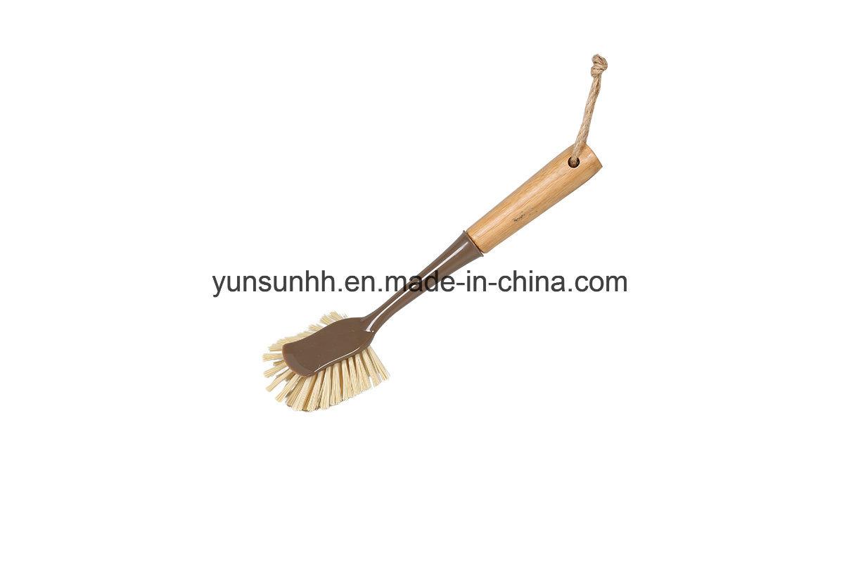 Kitchen Bamboo Dish Brush/ Cleaning Brush